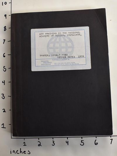 University Microfilms International, 1978. Paperback. Good. Top corner of front cover creased, other...