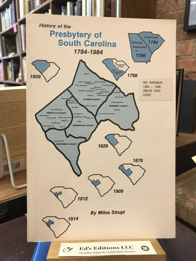 Bicentennial Task Force of the Presbytery of South Carolina, 1984-01-01. Hardcover. Good. Paperback,...