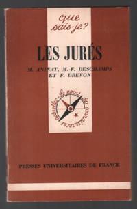 Les jurés (que sais je ?) by Aninat   Deschamps Drevon - 1980 - from philippe arnaiz (SKU: 100068417)