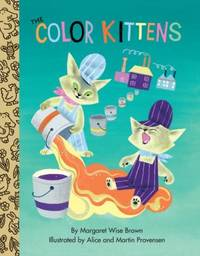 image of The Color Kittens (Little Golden Treasures)