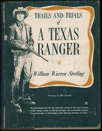 image of Trails and Trials of a Texas Ranger.