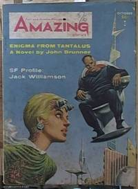 image of Amazing Stories; October 1964, Volume 38, Number 10