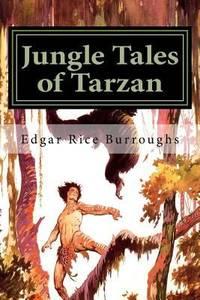 image of Jungle Tales of Tarzan : Classics