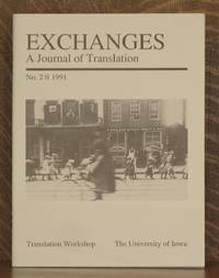 image of EXCHANGES - A JOURNAL OF TRANSLATION No. 2