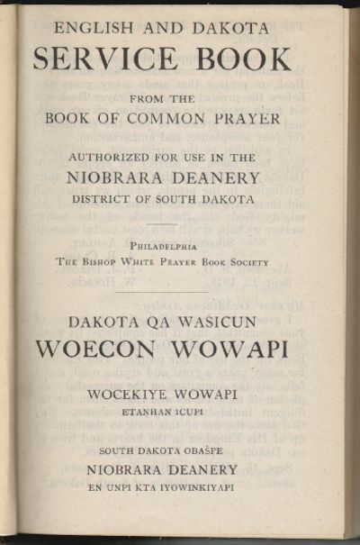Philadelphia: Bishop White Prayer Book Society, 1918. First Edition. Hardcover. Very good. 16mo, 519...