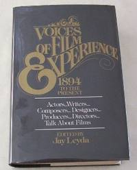 image of Voices of Film Experience 1894 To Present