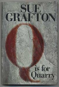 image of Q is for Quarry: A Marian Wood Book