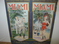 Miami By The Sea The Land Of Palms And Sunshine Winter Tourist Season November To May Famous Band Concerts- December To April 1923