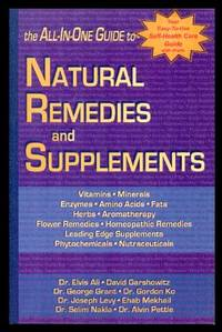 image of THE ALL-IN-ONE GUIDE TO NATURAL REMEDIES AND SUPPLEMENTS