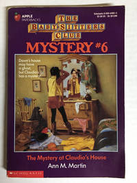 image of Mystery at Claudia's House (Baby-sitters Club Mystery)
