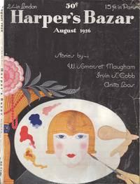 image of Harper's Bazar (Harper's Bazaar) - August, 1926 - Cover Only
