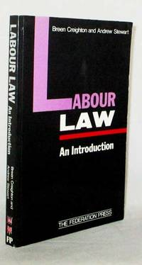 image of Labour Law An Introduction