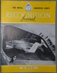 The Royal Observer Corps Recognition Journal May 1960 Vol 2 No 5
