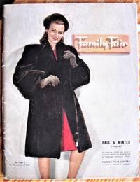 image of Family Fair. Fashion Catalog Fall and Winter 1946-47