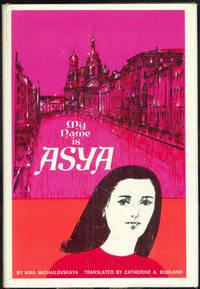 MY NAME IS ASYA