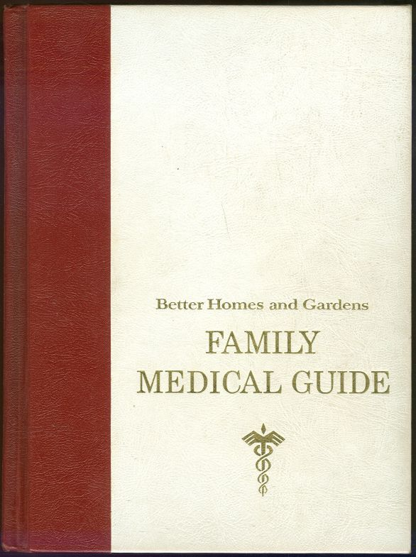 BETTER HOMES AND GARDENS FAMILY MEDICAL GUIDE, Cooley, Donald editor
