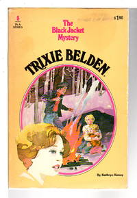 TRIXIE BELDEN and THE BLACK JACKET MYSTERY. #8.