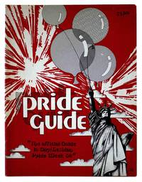 Pride Guide '84: 1984-the 15th Anniversary of Stonewall