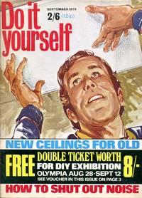 image of Do it Yourself Magazine : September 1970