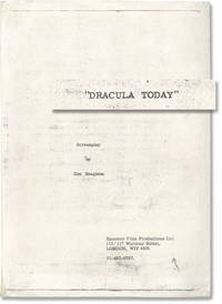 image of Dracula A.D. 1972 [Dracula Today] (Original screenplay for the 1972 film)