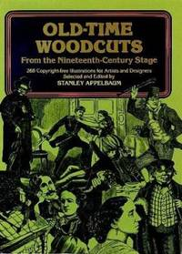 Scenes from the 19th-Century Stage in Advertising Woodcuts