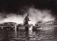 image of Godzilla (Original photograph from the 1954 film)