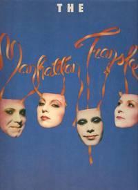 THE MANHATTAN TRANSFER:  WORLD TOUR:; Concert Souvenir Booklet