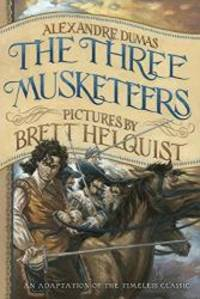 image of The Three Musketeers: Illustrated Young Readers' Edition