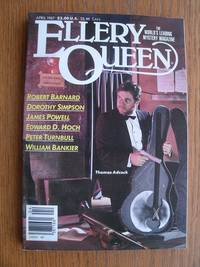 image of Ellery Queen Mystery Magazine April 1987