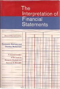 image of The Interpretation of Financial Statements