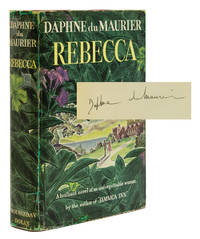 Rebecca by  Daphne du Maurier - Signed First Edition - 1938 - from James Cummins Bookseller and Biblio.com