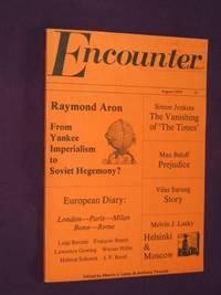 Encounter August 1979 (Vol. 53, No. 2)