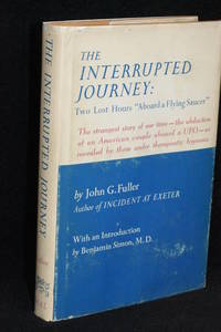 """image of The Interrupted Journey; Two Lost Hours """"Aboard a Flying Saucer"""""""