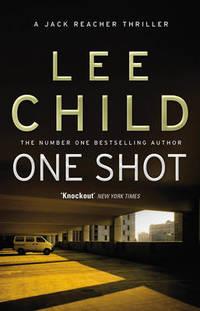 image of One Shot: (Jack Reacher 9)