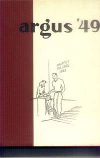 image of Argus 1949  Chaffee College, Ontario, California Yearbook