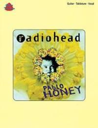 Radiohead    Pablo Honey: Guitar/Tablature/Vocal