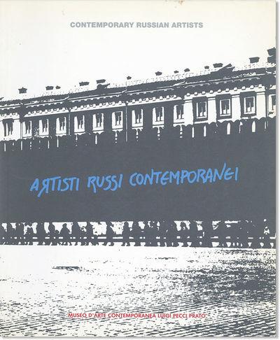 Prato: Museo d'Arte Contemporanea Luigi Pecci, . First Edition. Paperback. Quarto (27cm.); publisher...
