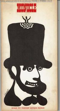 image of MONOCLE : Kitman for President Souvenir Program. Vol. 6, No. 2, Fall, 1964.