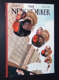 The New Yorker Magazine, November 29, 1999: Richard Avedon's True Believers