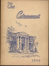 Catamount: Bennington High School Yearbook 1946, Bennington, VT