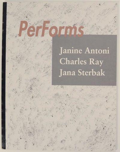 Philadelphia, PA: Institute of Contemporary Art, University of Pennsylvania, 1995. First edition. So...