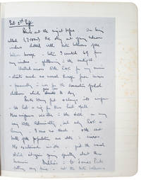 The war-time, daily manuscript diaries of Captain L. H. Bell, the assistant to Admiral Tom Phillips, Vice Chief of the Naval Staff of the Royal Navy