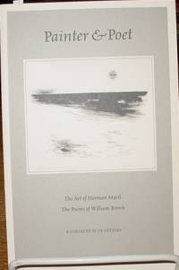 Painter and Poet:  The Art of Herman Maril, the Poems of William Bronk: a  Collection of Letters