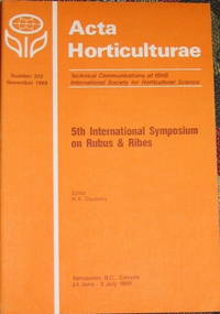 5th International Symposium on Rubus & Ribes