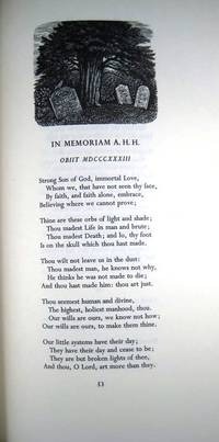 image of THE POEMS OF ALFRED, LORD TENNYSON
