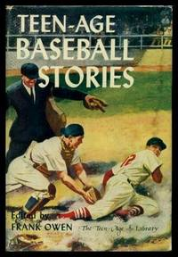 image of TEEN-AGE BASEBALL STORIES