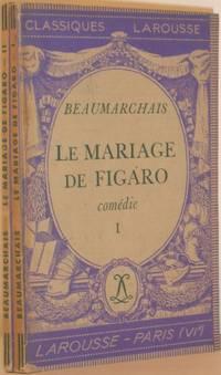 Le Mariage De Figaro - Comedie, I & II