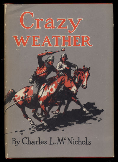 New York: Macmillan, 1944. Hardcover. Near Fine/Near Fine. Reprint. Near fine in a near fine dustwra...