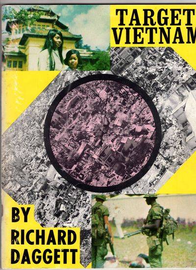 Michigan : Richard Daggett, 1968. First Edition. Staplebound. Very good. 92pp plus collage illustrat...