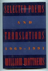 Boston: Houghton Mifflin Company, 1992. Hardcover. Fine/Fine. First edition. Fine in fine dustwrappe...